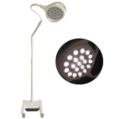 JQ-LED300 Mobile stand LED operating theatre lamp vet surgcial light