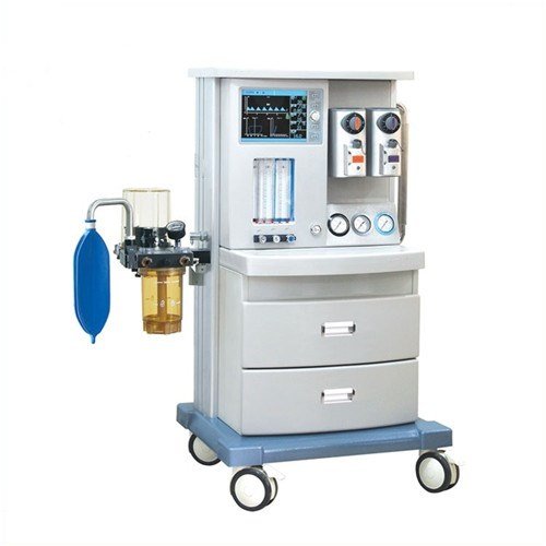 JQ-850(ADV)10.4inch LCD anesthesia machine with Two Vaporizer and built in ventilator