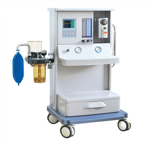 single Vaporizer anesthesia machine 5.4inch