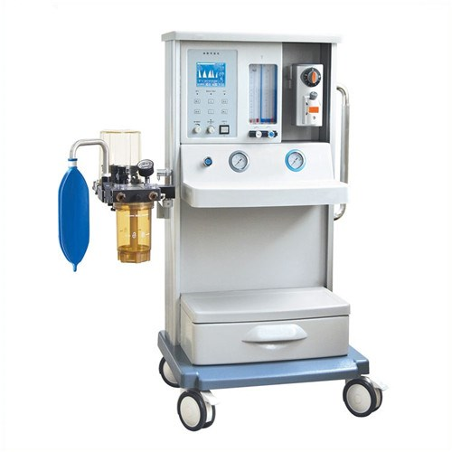 JQ-01B(Standard) Portable single vaporizer anesthesia machine with LCD screen