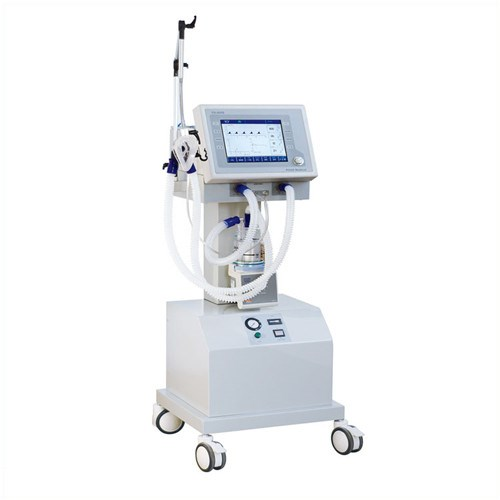 JQ-900B (Advance) Senior configuration ventilator with 10.4'LCD display