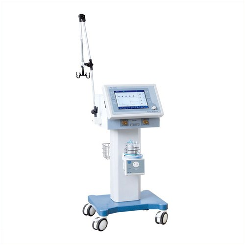 JQ-900B(Standard) ICU ventilator with Bulit-in 10.4'LCD display