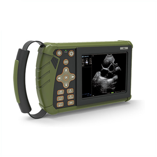 JQ-VET6 portable veterinary ultrasound machine Professional palm full-digital veterinary ultrasound diagnostic system