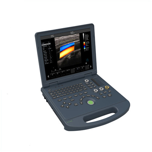 JQ-60 15 inch high definition LED laptop all digital 4D color Doppler ultrasound machine price