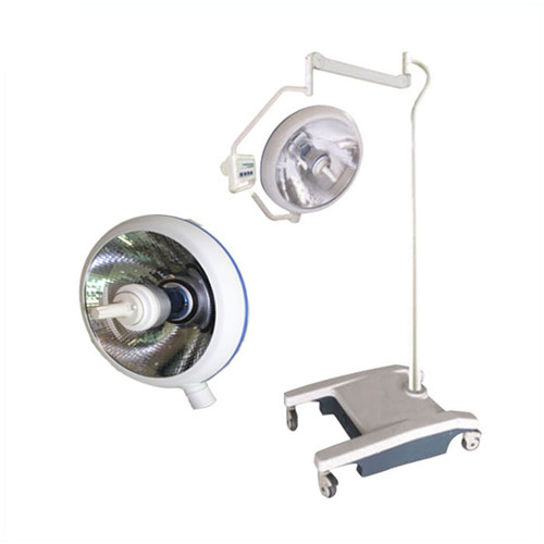 JQ-H500M Animal hospital and clinic used mobile surgical light battery operated light