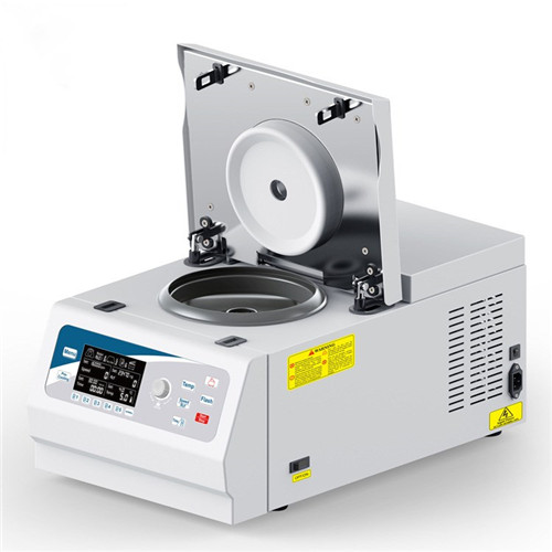 JQ-M16RS Micro high speed refrigerated centrifuge used in medical laboratory, biochemical and molecular biology