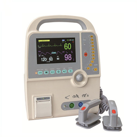 JQ-9000C Synchronous and Asynchronous emergency medtronic defibrillator