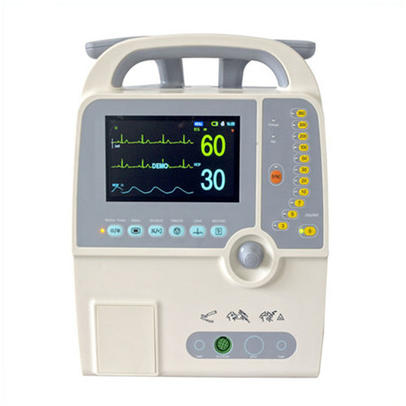 JQ-9000D Synchronous and Asynchronous emergency medtronic defibrillator price