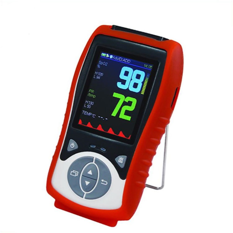 JQ-7600 Handheld Pulse Oximeter compatible with Nellcor Spo2