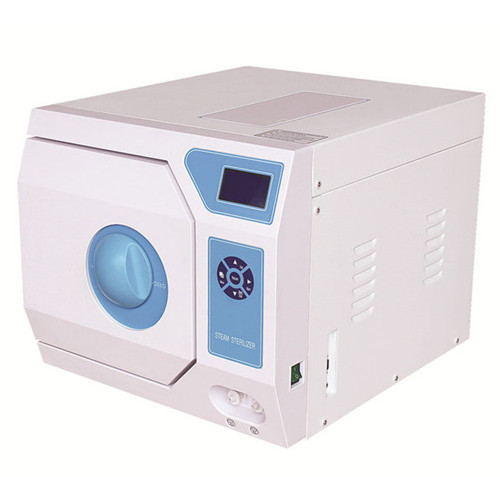 Class N steam sterilizer for dental ophthalmic instruments